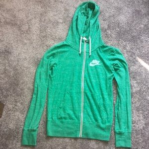 Never used Nike zip up